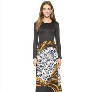 Clover Canyon Long Sleeve Maxi Dress